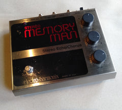 EH Stereo Memory Man 2ND HAND