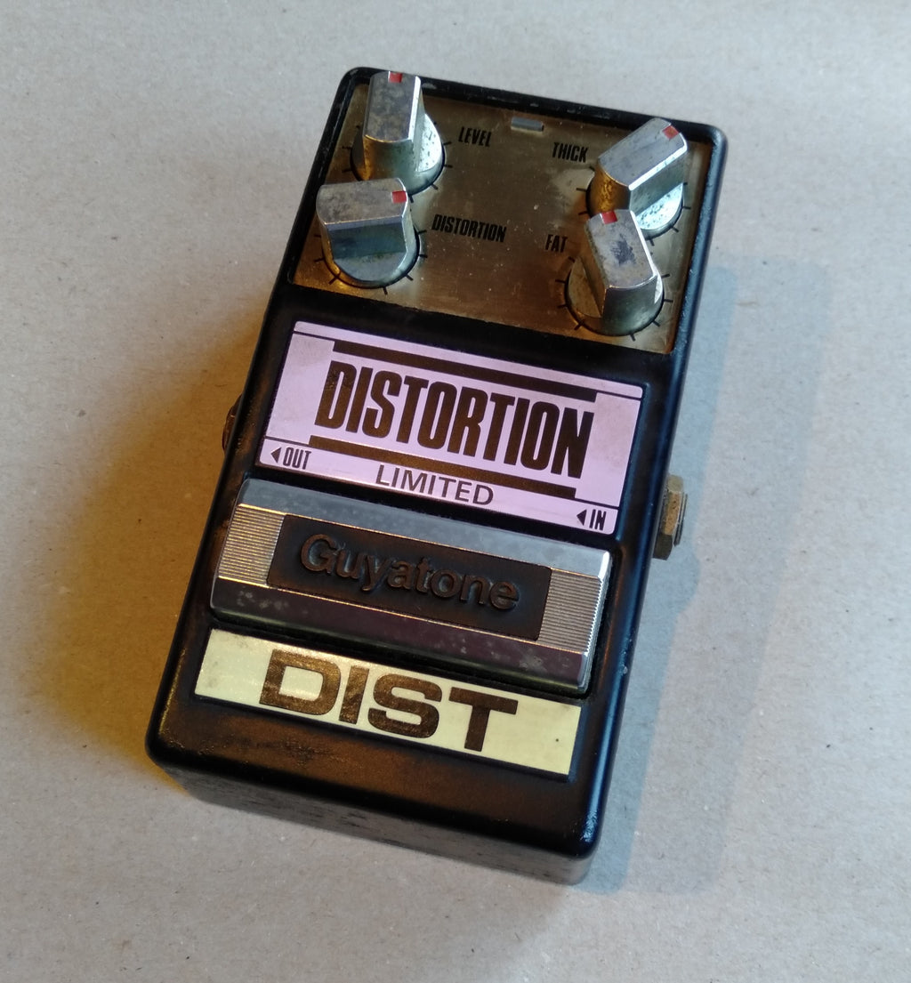Guyatone Distortion Limited