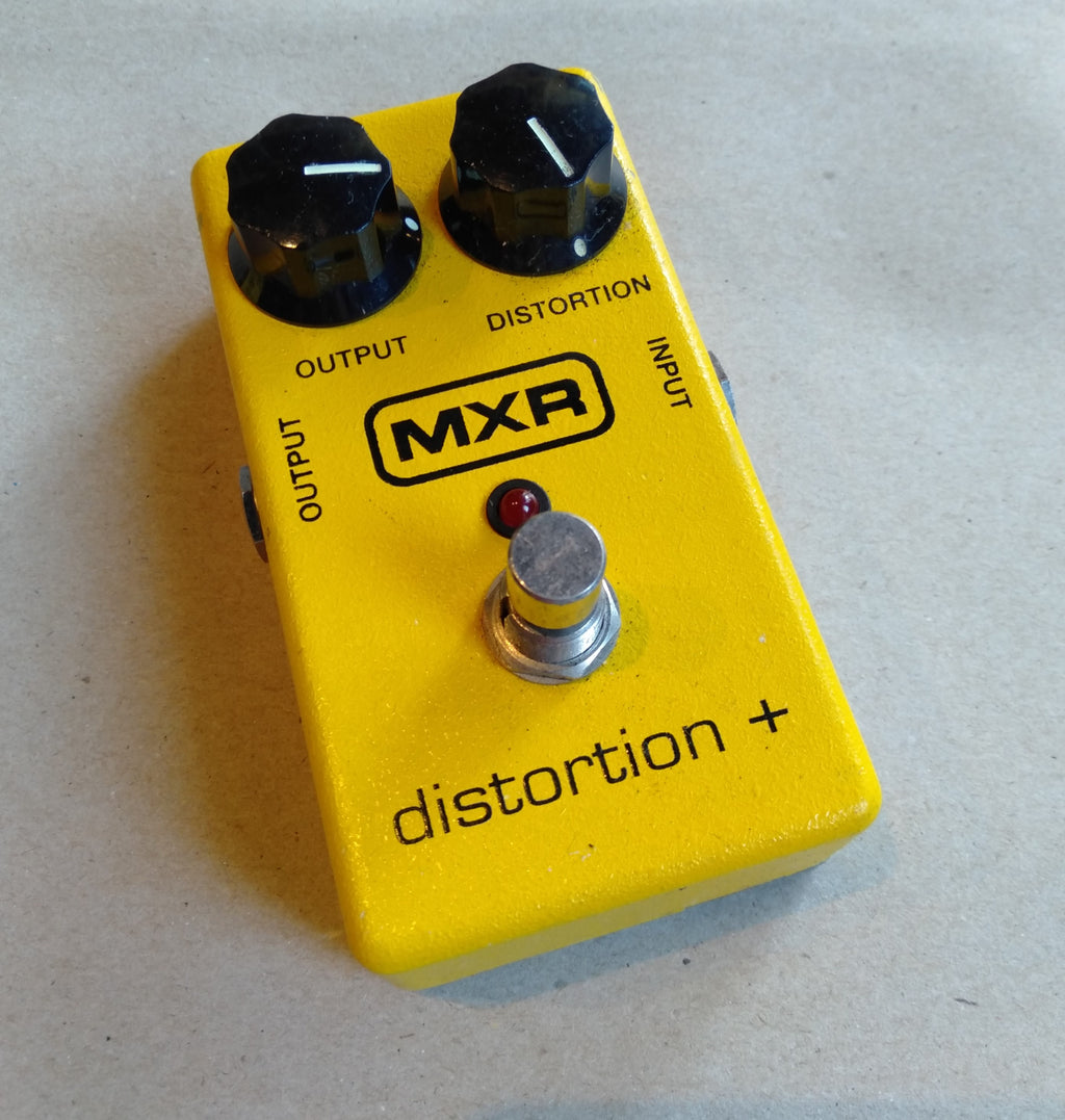 MXR Distortion + 2ND HAND