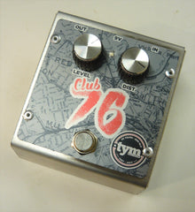 Tym Club 76 distortion LE