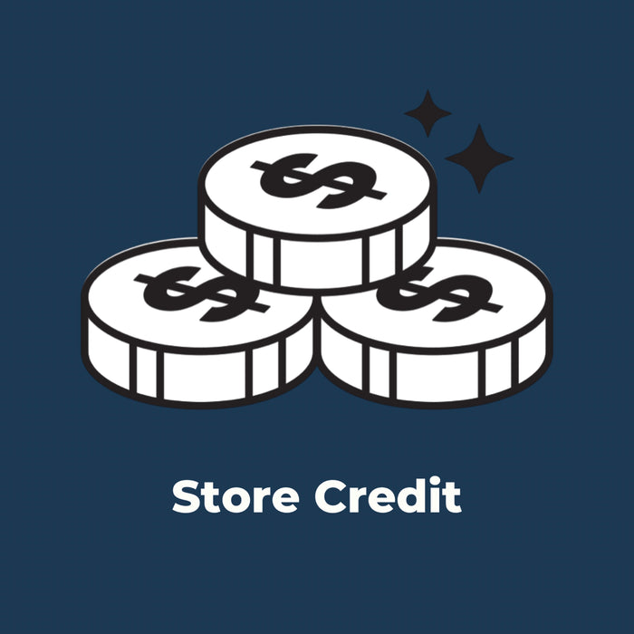 $25 Store credit