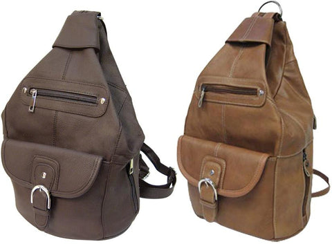 Backpack - Leather Handbag