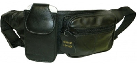 "Fanny Pack - Smart phone compatible - 6"" x 14"" x 3.5"""