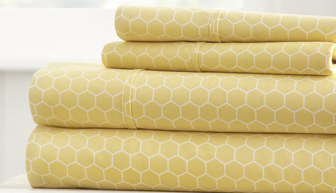 Honeycomb Pattern Sheets
