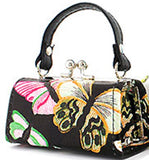 Lipstick - Coin Purse -   Butterfly print