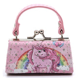 Lipstick - Coin Purse -   Unicorn print