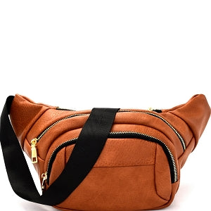 Fanny Pack - Multi Pocket Fashion