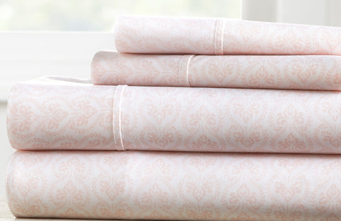 Pretty Pink Pattern Sheets
