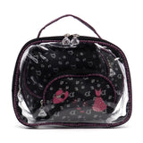 Cosmetic Cases - 4 pieces