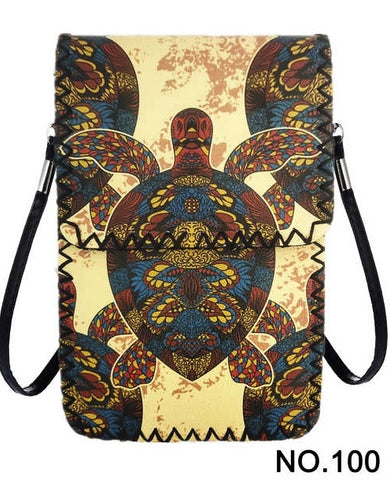 Crossbody - Graphic - Turtle