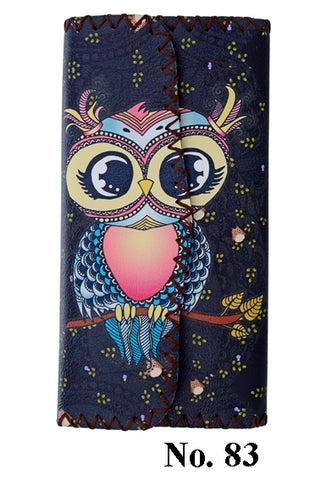 Graphic Wallet - Owl