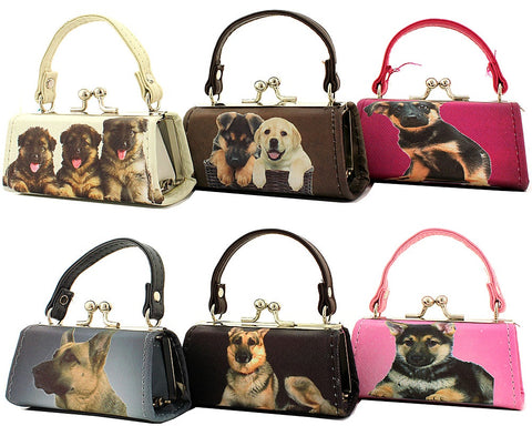 Lipstick - Coin Purse - German Shepherd