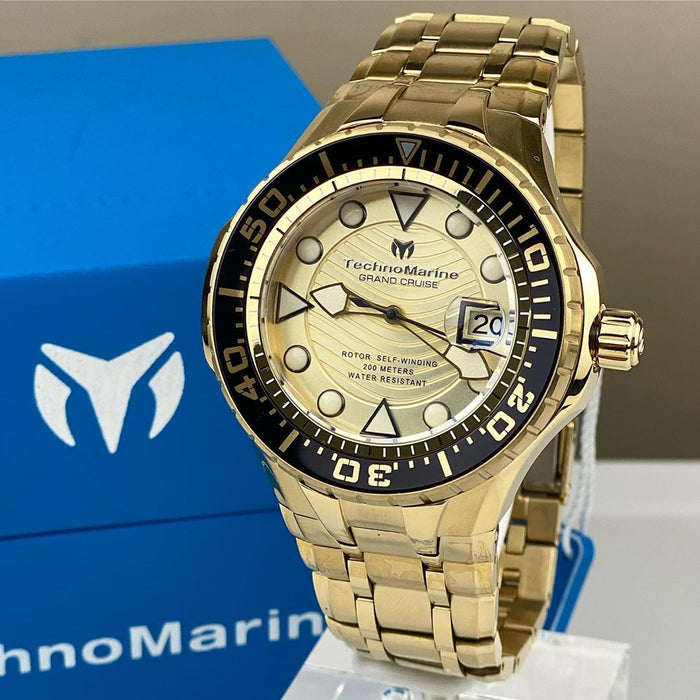 Reloj Technomarine Grand Cruise 1ZE8076 Original