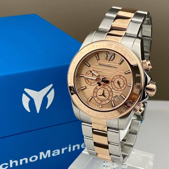 Reloj Technomarine Manta Ray 1ZE9007 Original