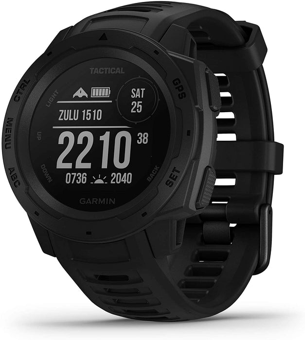 Reloj Garmin Instinct Tactical 010-02064-70 Original