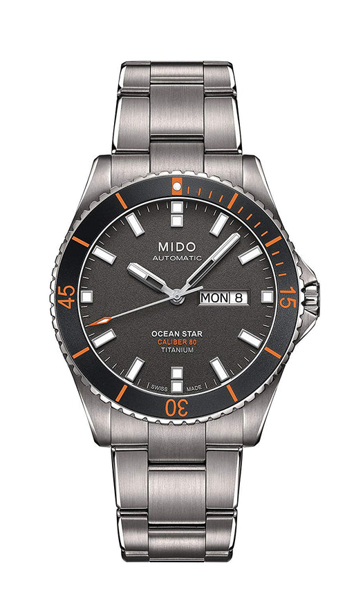 Reloj Mido Ocean Star Captain M026.430.44.061.00 Original