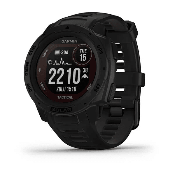 Reloj Garmin Instinct Solar Tactical 010-02293-13 Original