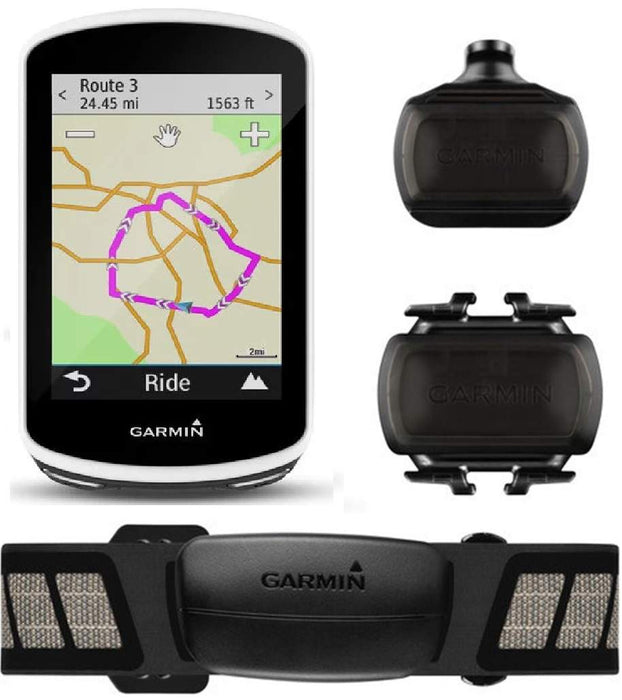 Ciclocomputador Garmin Edge 1030 Plus con Sensores Original