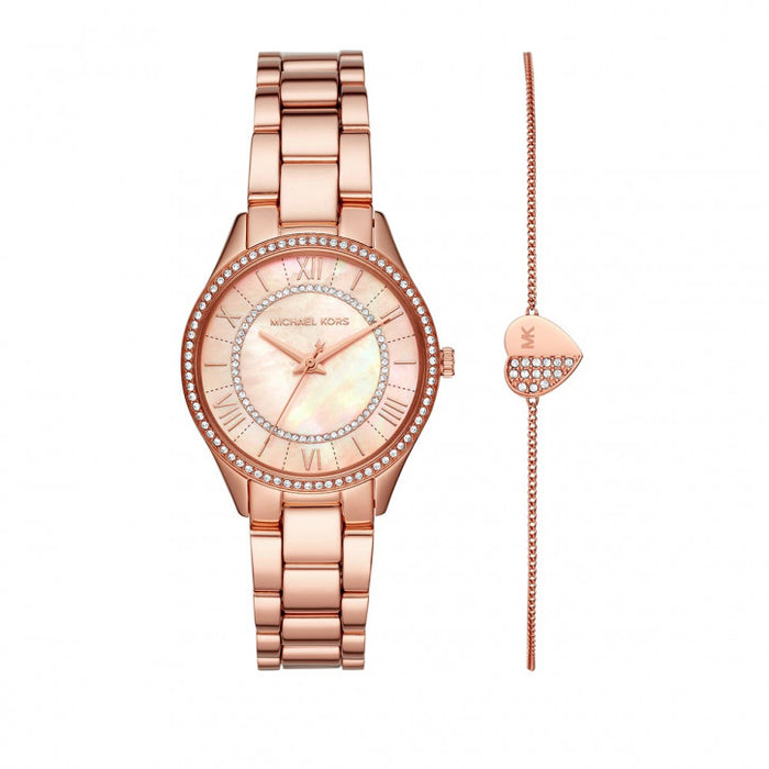 Set Reloj Michael Kors MK4491 Original
