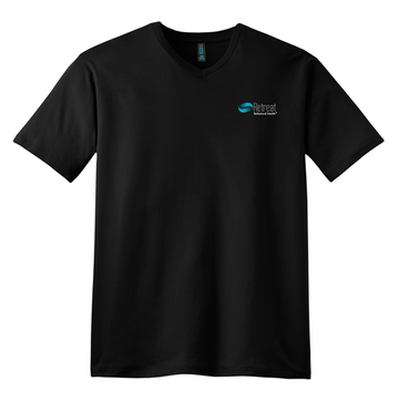 District ® Very Important Tee ® V-Neck MENS (DT6500)