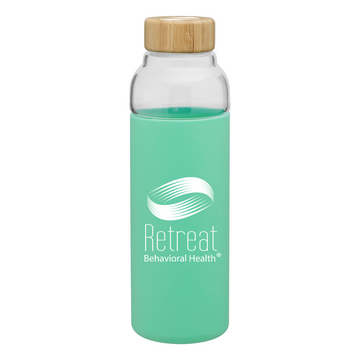 H2GO Teal Bali Water Bottle
