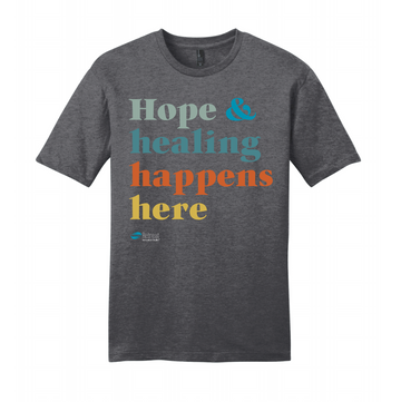 Hope & Healing Happens Here