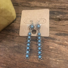 Load image into Gallery viewer, Boho bar earrings