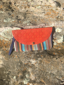 Little Serape clutch