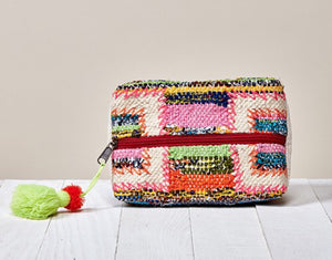 Free Spirit make up bag
