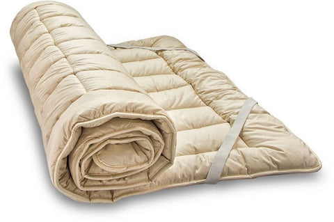 Peat Fiber Mattress Topper