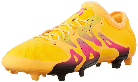adidas X15.2 Mens Soccer Shoe - Gold - 9