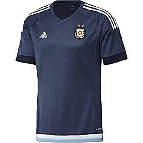 adidas Argentina Mens Away Soccer Jersey - S - Mens Small