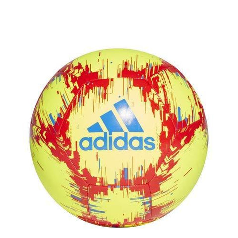 adidas Glider Soccer Ball - Solar Yellow