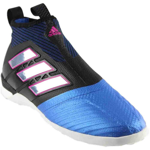 adidas Ace Tengo 17+ Purecontrol Indoor Soccer Shoes - Blue - 9