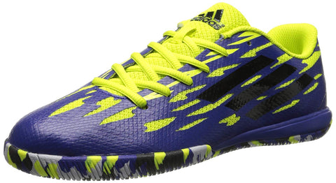 adidas FF Speedtrick Mens Indoor Soccer Shoe - Purple - 10
