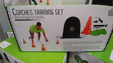 Admiral Coaches Training Set