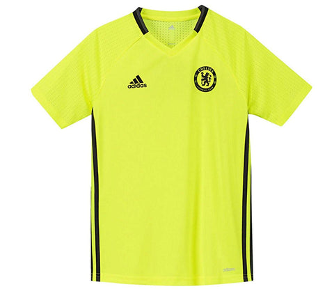 Adidas Chelsea Youth 2016-2017 Training Soccer Jersey - Yellow - YXL
