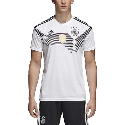 adidas Germany Home Soccer Jersey - White - XXL