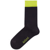 Block Smoke Socks