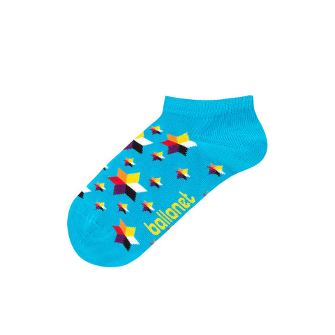 Galaxy Low Summer Socks