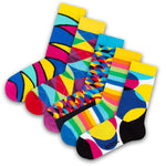 Pegasus Bundle (5 Socks Pack, Large Size)
