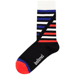 Poker Navy Socks