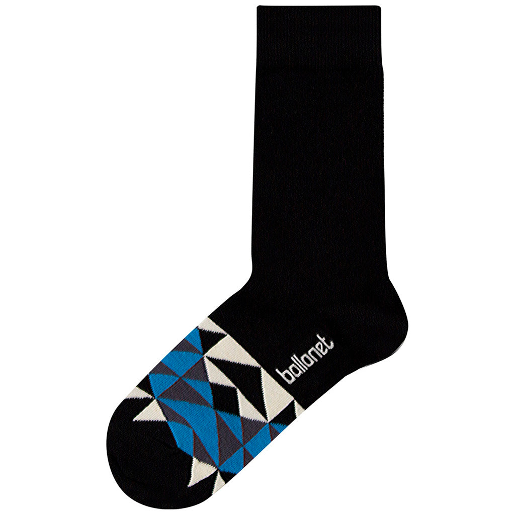 Rail Down Socks