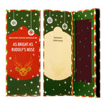 Season's Greetings Socks Card - Greeting Card