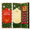 Season's Greetings Socks Card / Caribou