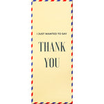 Thank You Socks Card - Greeting Card