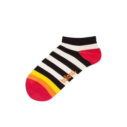 Zebra Low Summer Socks