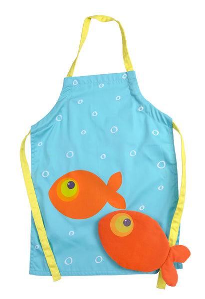 Apron  - Goldfish design