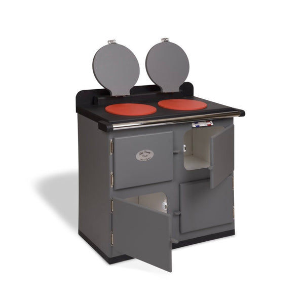 Children's  Toy  Cooker In Grey -  take 20% off at checkout for a limited time! Use code: CHRISTMAS2019