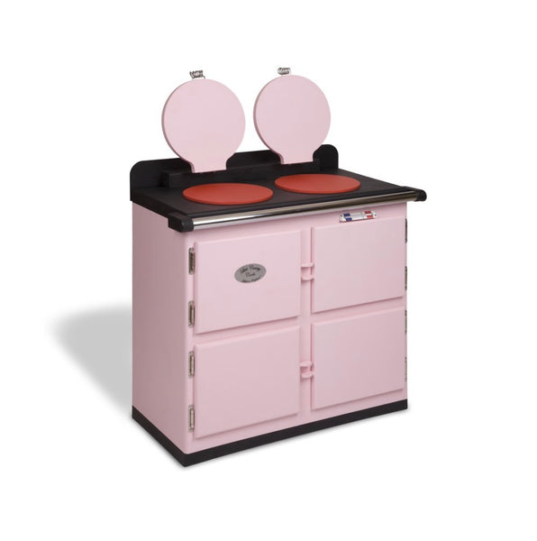 Children's  Toy  Cooker  In  Pink    -  take 20% off at checkout for a limited time! Use code: CHRISTMAS2019